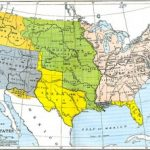 Expansion of the United States, including the acquisitions of Texas, Oregon Country, and the Mexican Cession during the Polk administration, The Cambridge Modern History Atlas, 1912 (private collection of Roy Winkelman; Florida Center for Instructional Technology, University of South Florida)